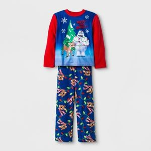 e65a5668e3 Rudolph the Red-Nosed Reindeer 2pc Pajama Set 6